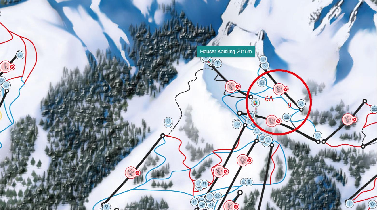 Funslope map